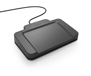 Philips ACC-2320 USB Transcription Foot Pedal