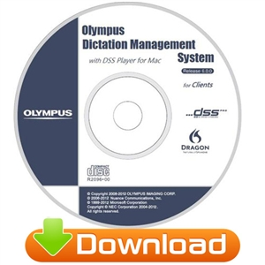 Olympus (ODMS) Transcription Management System Licence Key & Download Version